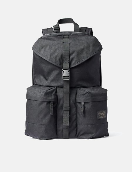 Filson Ripstop Nylon Backpack - Black