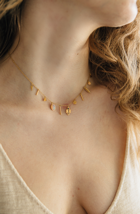 Sierra Winter Jewelry Talisman Necklace
