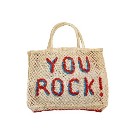 The Jacksons You Rock Beach Bag - Natural