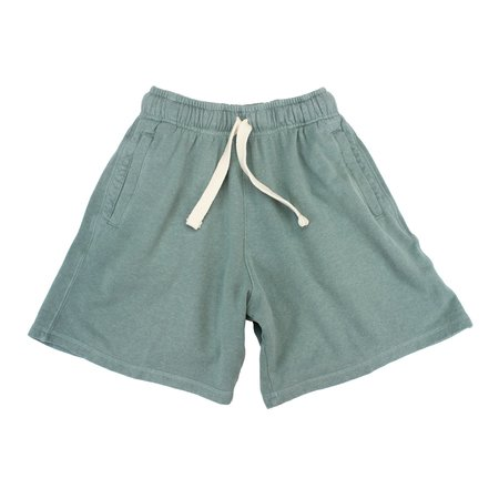 Jungmaven Drawstring Shorts - Clay Green