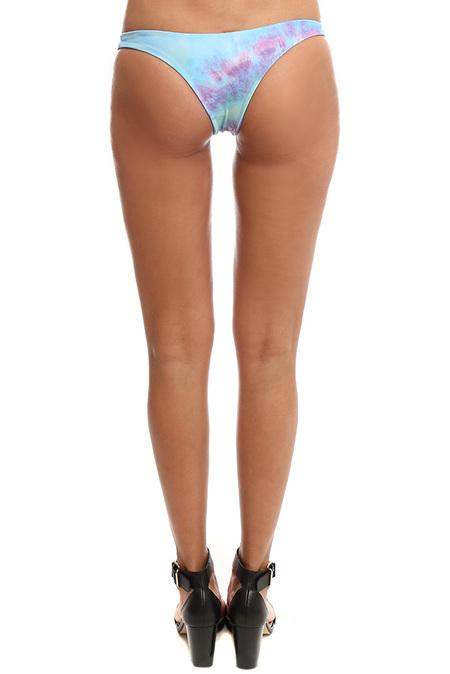 Wildfox Couture Mr. Nice Guy Bikini Bottom Swimwear - Multicolor