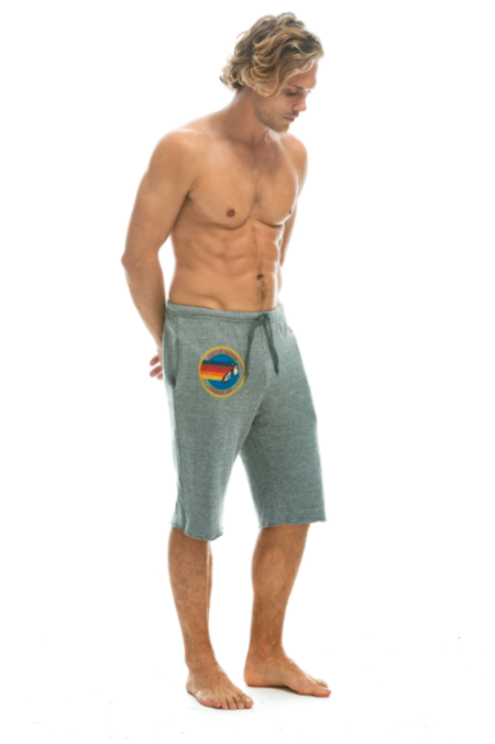 Aviator Nation Sweatshort - Grey