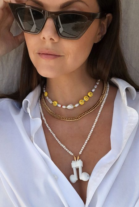 Talis Chains Palm Beach Necklace