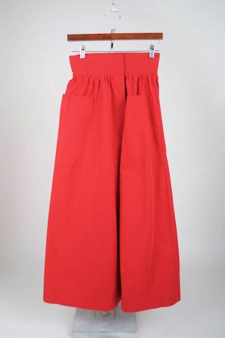 Three Graces Celeste Skirt - Rouge Red