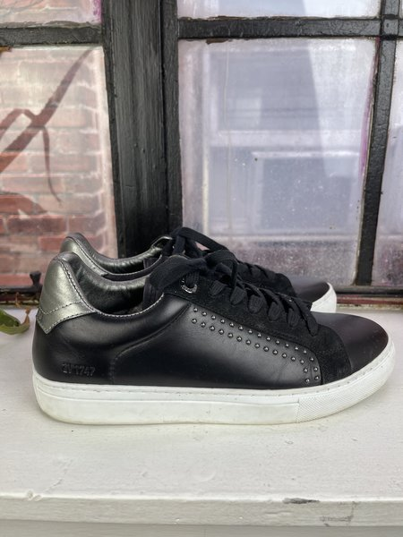 [pre-loved] Zadig & Voltaire Sneakers - Black