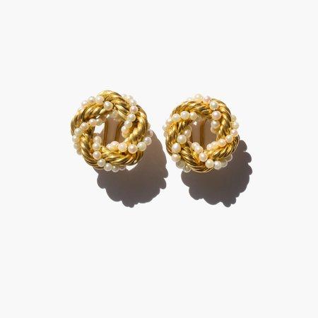 Vintage Acharya Earrings