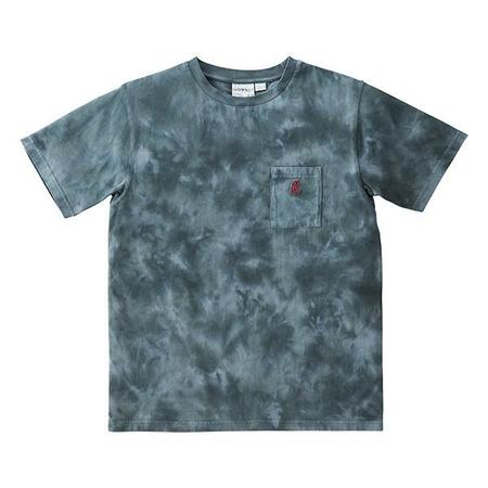 Unisex Gramicci One Point Tee - Tie Dye Grey
