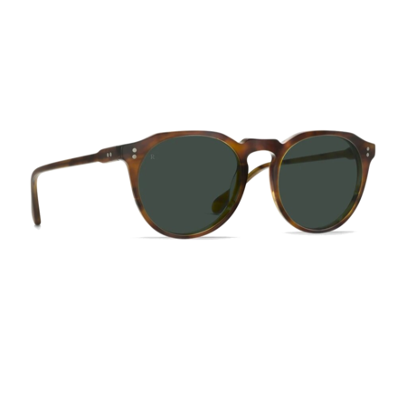 UNISEX Raen Remmy 52 eyewear - Split Finish Rootbeer