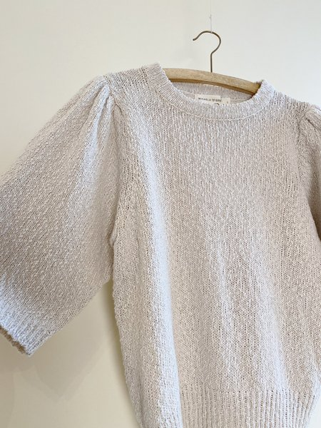 Micaela Greg Mira Sweater - Antique