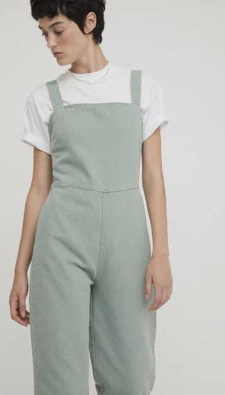 Rita Row Aline Jumpsuit - Vintage Green