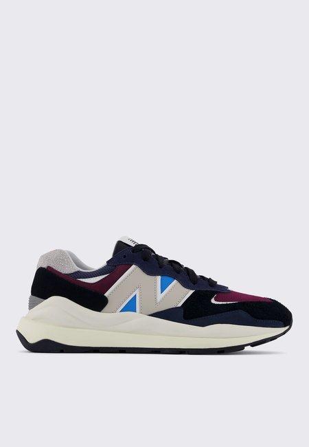 New Balance M5740TB Sneakers - Navy/Burgundy