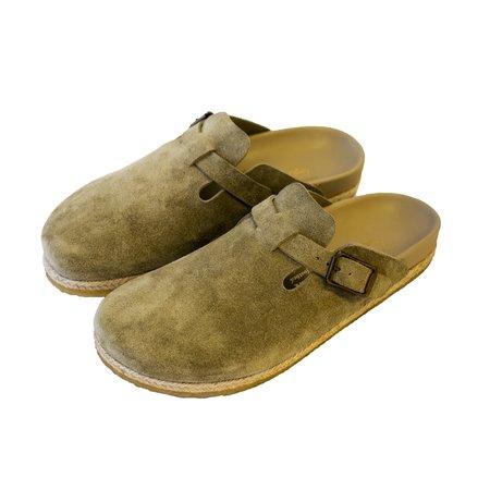 Yuketen Bostonian Suede shoes - Desert
