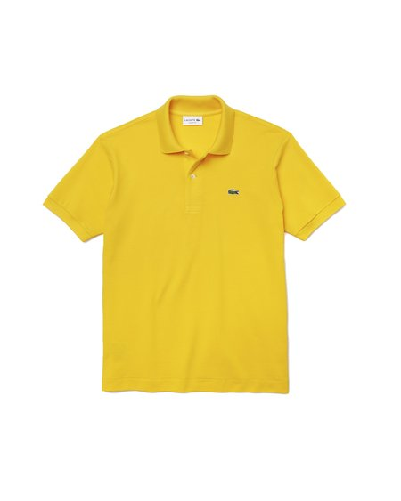 LACOSTE Lacoste Classic Fit L.12.12 Polo - Yellow