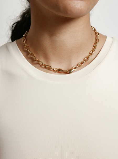 Wolf Circus Sawyer Necklace - 14k gold-plated/14k gold-plated