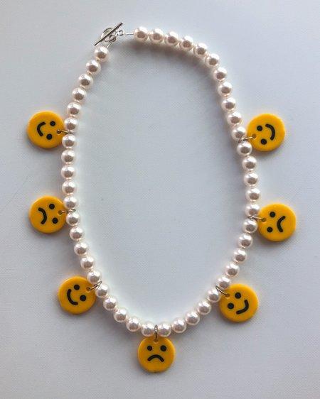 Chungawawa Mixed Feelings Necklace - Sterling Silver