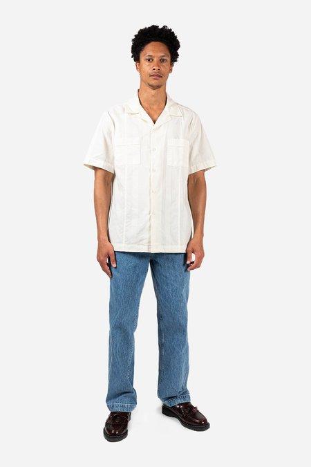 Knickerbocker Cubano Shirt - White