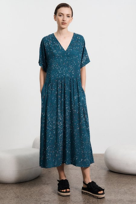 Milk & Thistle Parklife Dress - Supernova Print