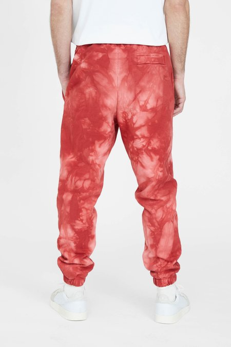 Martine Rose Slim Track Pants - Red