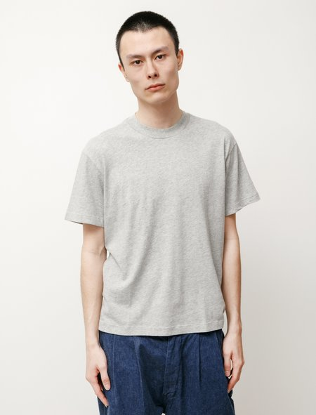 Lady White Co. Athens T-Shirt - Heather Grey