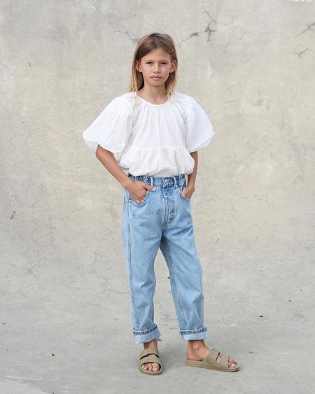 Kids Summer & Storm 80s Jeans - Light Wash