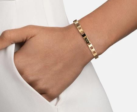 Miansai Cava Bracelet - 14K Yellow Gold