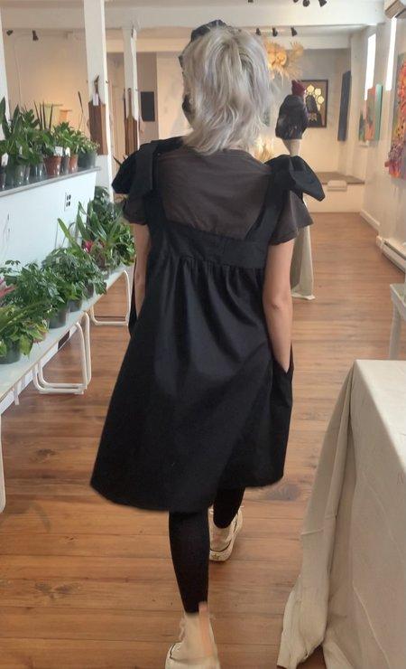 m e ç l â The Beau Dress - Black