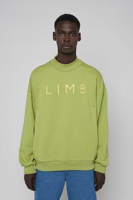 Limb The Label Ollie Jumper - Fern