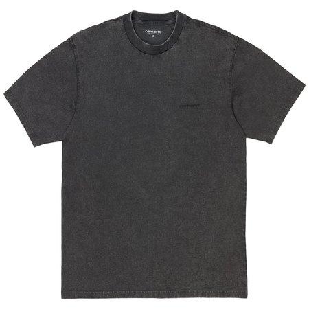 CARHARTT S/S Mosby Script T-Shirt - Black
