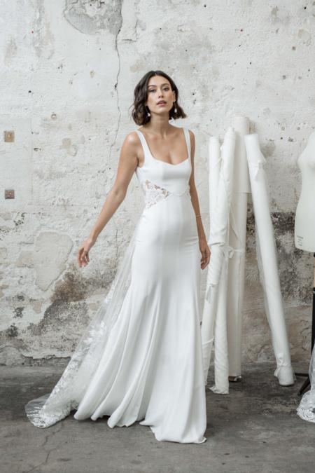 Rime Arodaky sample Inxs Gown dress