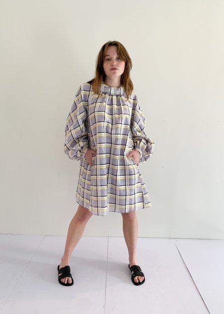 Stine Goya Samantha Dress - Checks