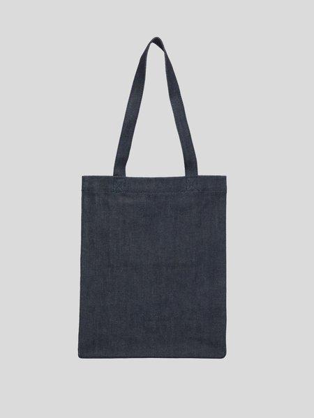 Unisex A.P.C. Laure Tote Bag - Indigo