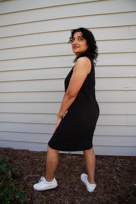 Bhoomki Leela Dress - Black