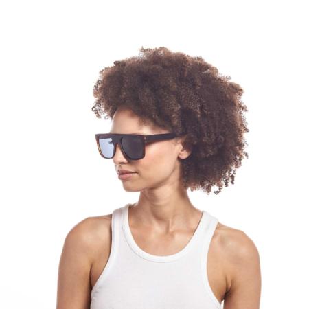 Le Specs COVERT eyewear - MATTE TORT POLARIZED