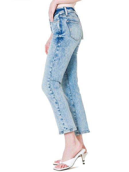 Frame Le High Straight Leg Jean - Lombard