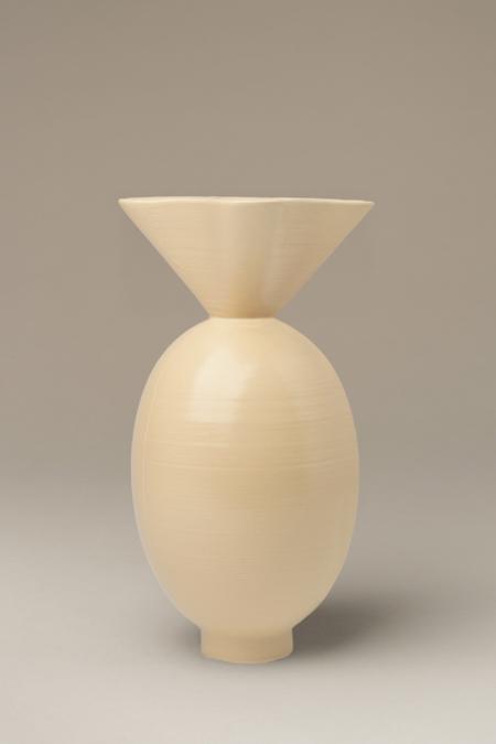 Los Objetos Decorativos Von Vase - Sand