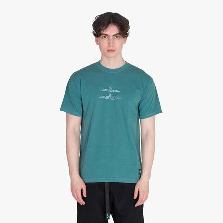 afield out R&D T-shirt - Teal