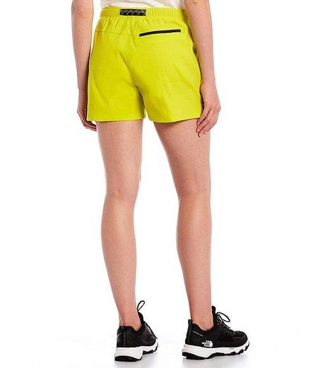 The North Face Class V Belted Short - Sulphur Spring Green