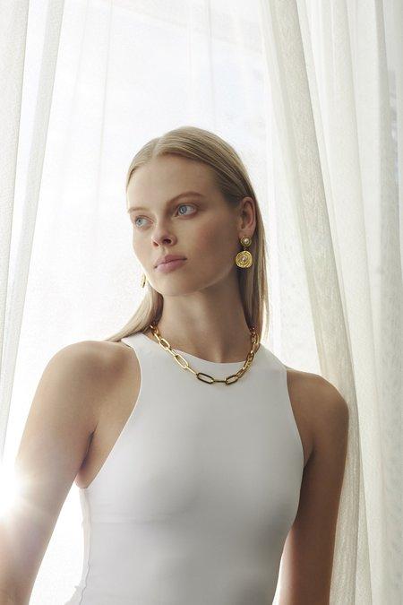 Amber Sceats Carmel Earrings