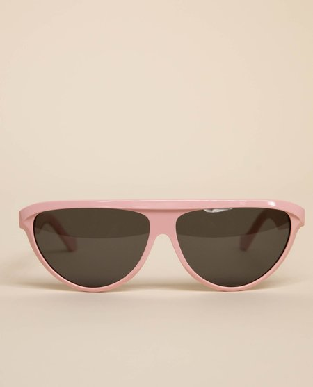 Tol View Sunglasses - Pop Pink