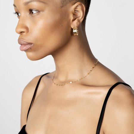 OUTOFOFFICE Sophia Delicate Gold Chain - Gold
