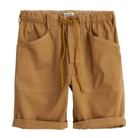 Alex Mill Pull-on Button Fly Stretch Chino Shorts