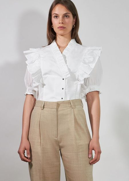 Roseanna Felix Orso Blouse - white