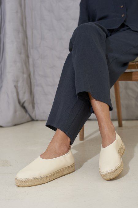 Act Series Berlin Edvard DS Espadrilles - Off White