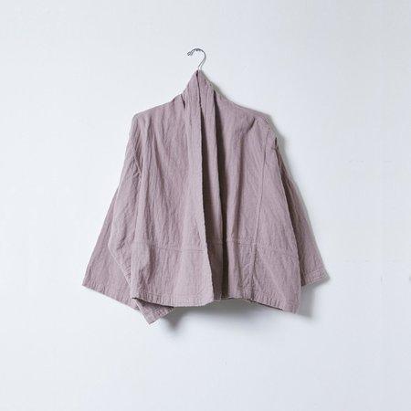 Unisex Atelier Delphine Cotton Kimono Jacket -  Desert Lavender