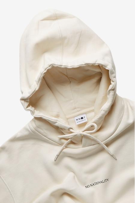 NN07 Barrow Print 3385 sweater - Vanilla