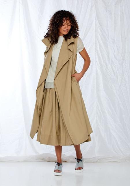 Nuovo Borgo Layered Cotton Vest