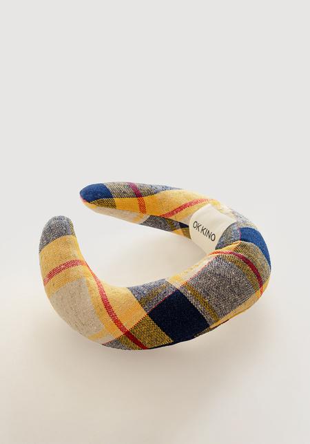 OK KINO Headband - Multicolored