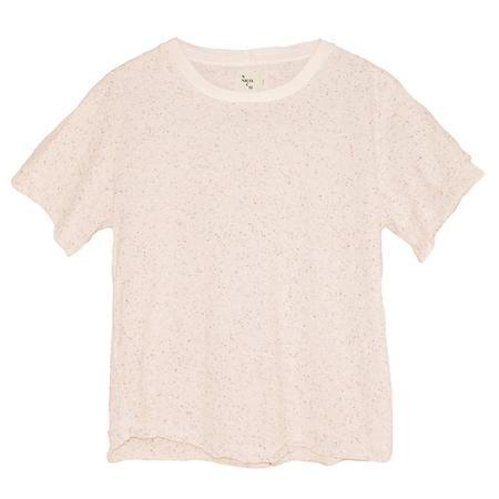 Kids Nico Nico Child Kenzie T-shirt - Confetti Love Pink