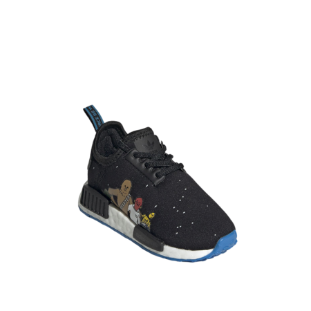 kids adidas NMD_R1 Star Wars FX6508 Shoes - black
