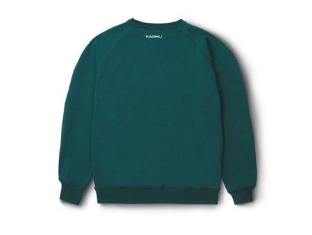 Karhu Trampas Logo Sweatshirt - Foggy